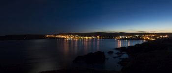 Lerwick from the Knab
