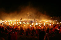 Up Helly AA Guizers Circle