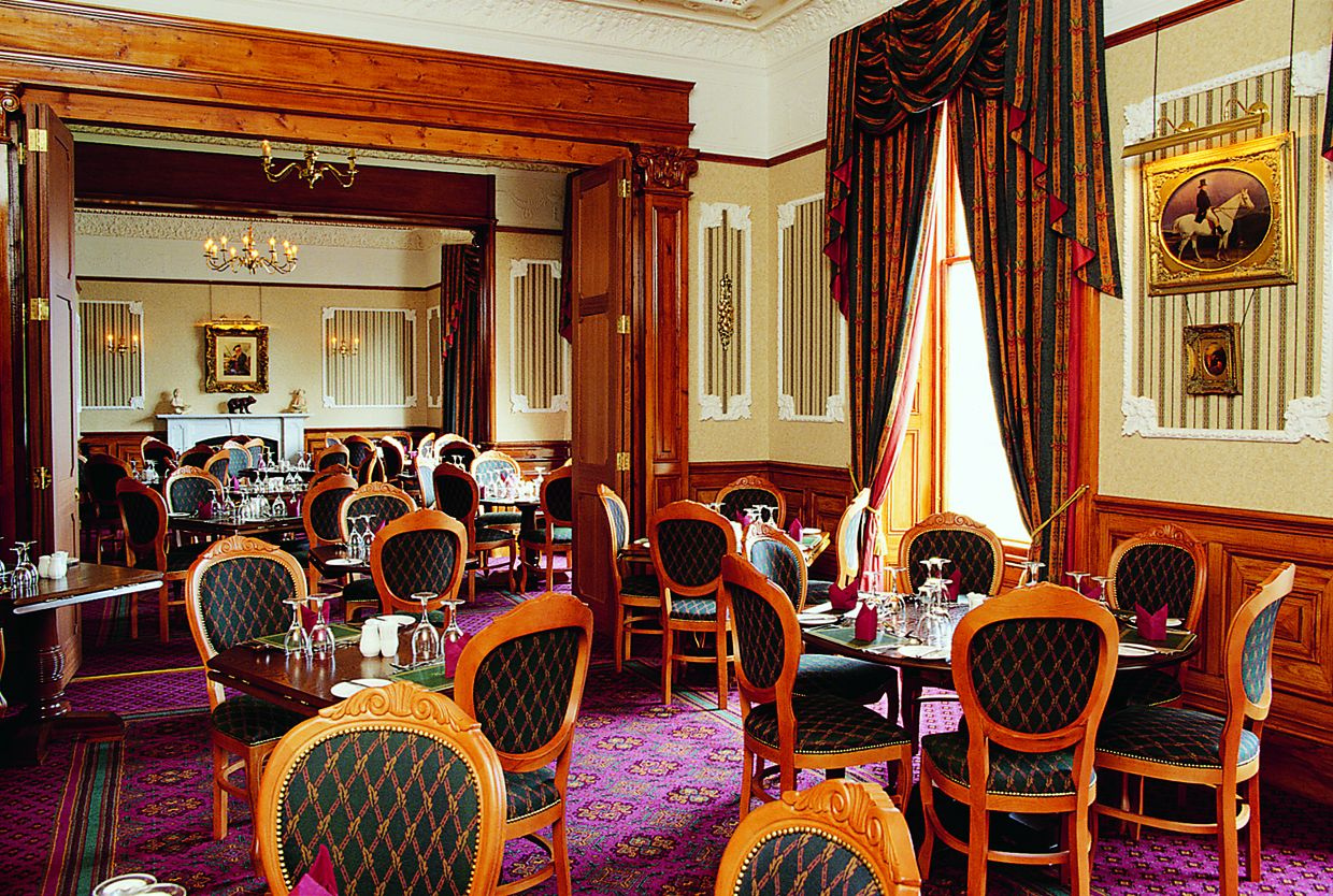 Shetland Hotels Group Grand Hotel Dining Room