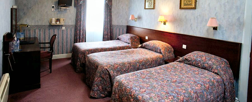 Grand Hotel, Lerwick, Triple Room